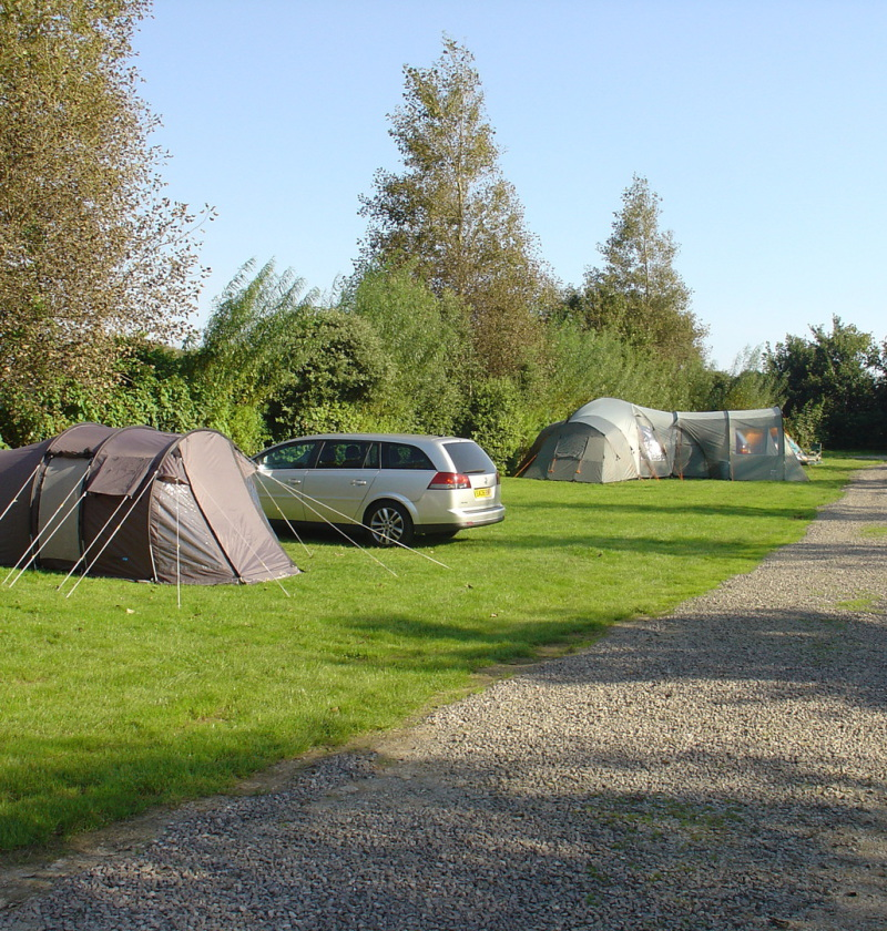 Carpentero Beach Huts Camping: Acorn Camping & Caravanning